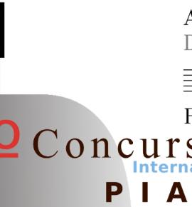 Concurso Internacional Premeia Pianistas da ArtEduca